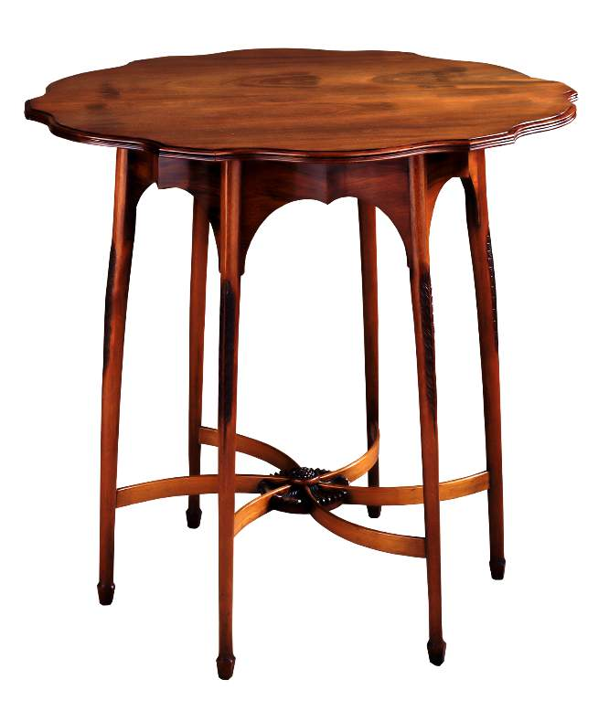 Antique Table with Stylish Design