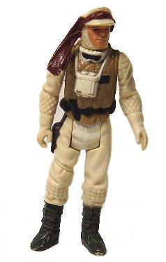 1. Luke Skywalker - Hoth Gear