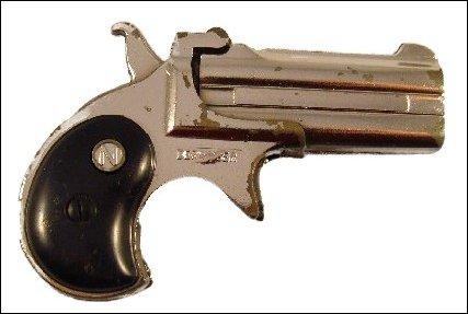 13. Derringer