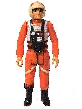4. Luke Skywalker-X-Wing Pilot