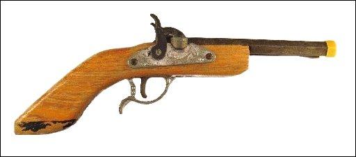 9. Kentucky Pistol
