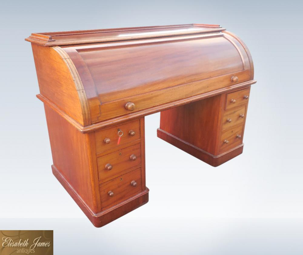 Antique Desk - Identification & Value Guide-1