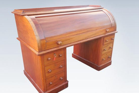 Antique Desk - Identification & Value Guide