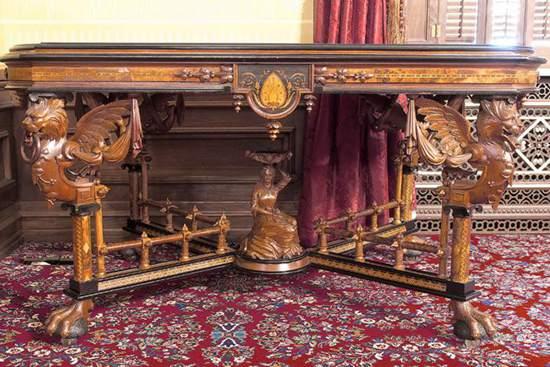 Antique Furniture -Identification-Value Guide