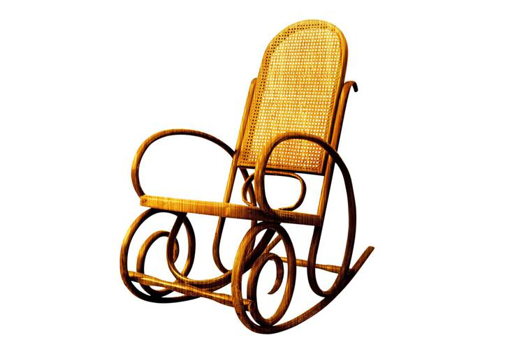 Antique Rocking Chairs Identification and Value Guide