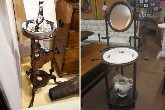Antique Wash Stand Style and Value Guide