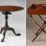 Antique side table Styles, Values and Identification