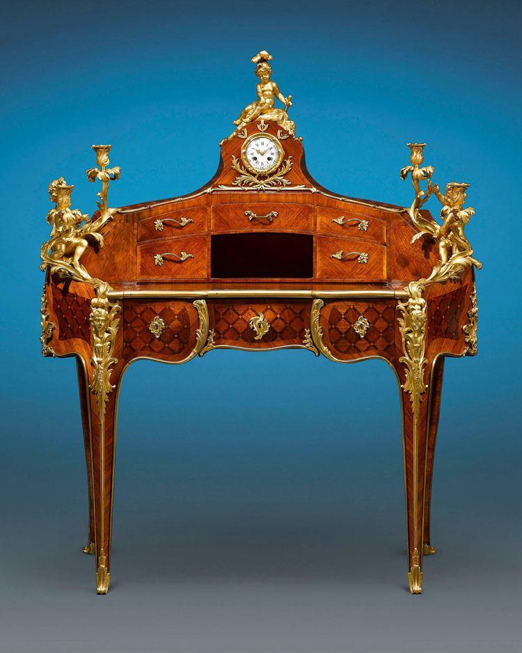 Bureau aGradin Desk by Millet