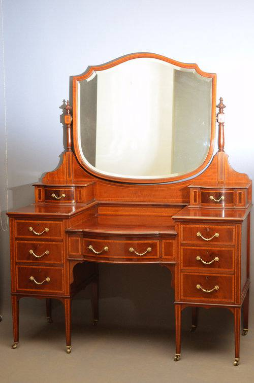 Edwardian Dressing Table by Maple & Co