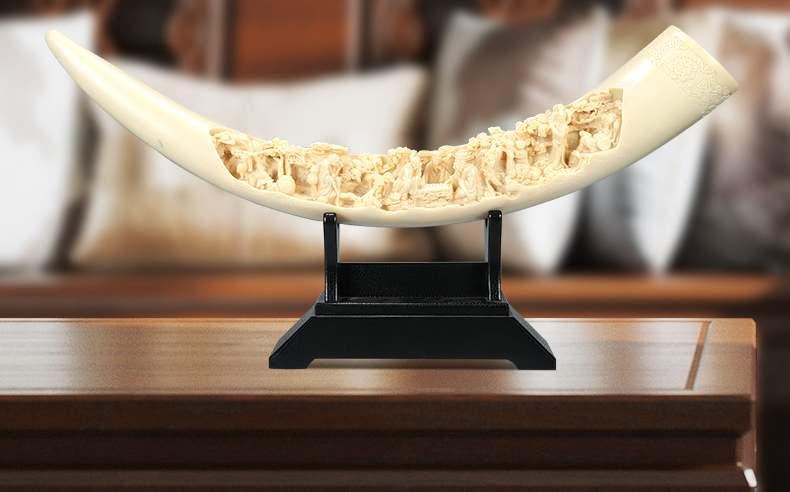 Resin Ivory