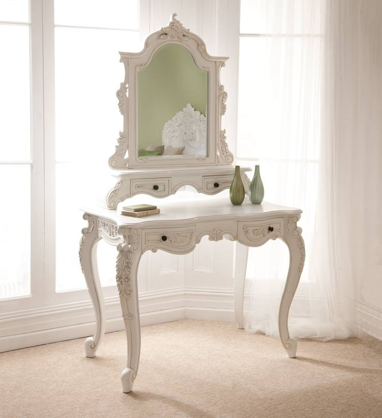 Rococo Antique Dresser