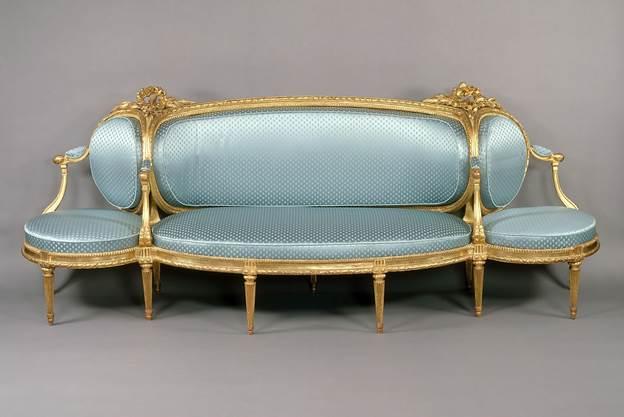 Sofa (canapé à confidents)