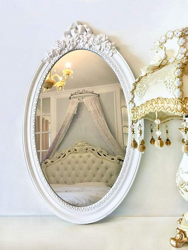 13. Best Antique Princess Mirror