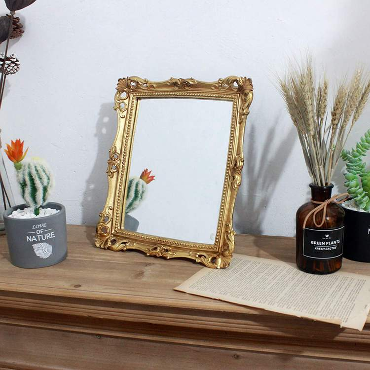 16. Funerom Vintage Decorative Antique Mirror