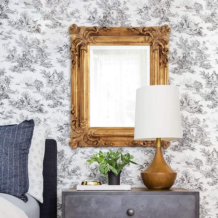 7. Best Antique Mirror Above $100