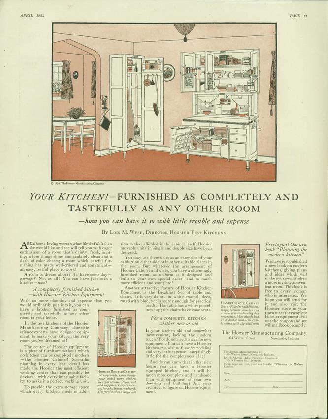 Hoosier identification sellers cabinet Antique Hoosier
