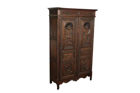 Antique Armoire Identification And Value Guide