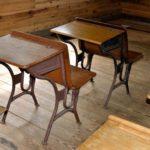 Antique School Desk: Identification & Value Guide
