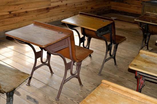Antique School Desk Identification & Value Guide