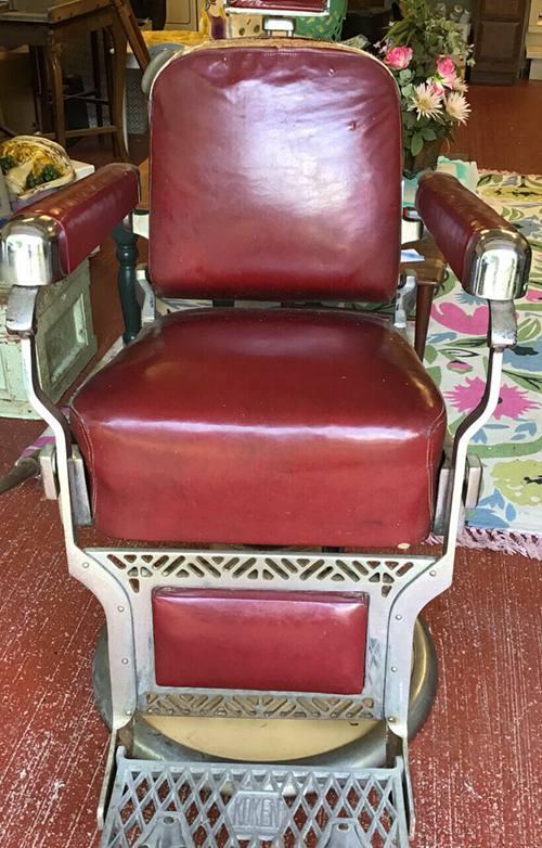 Koken 1950 Barber Chair