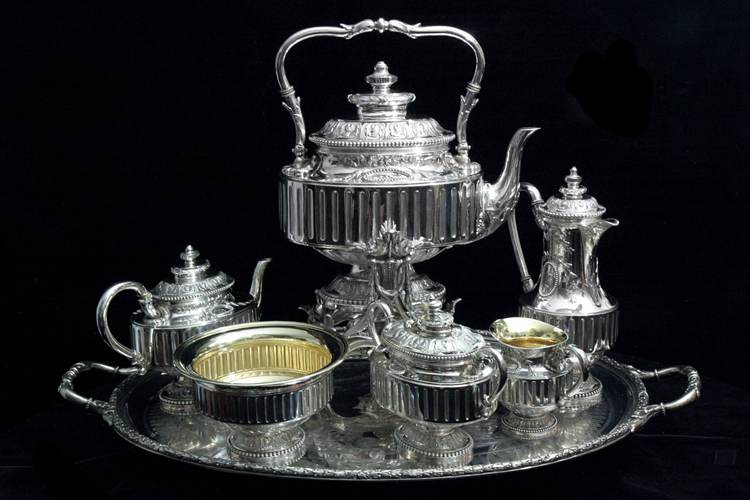 Antique Sterling Silver Flatware Values and Popular Patterns