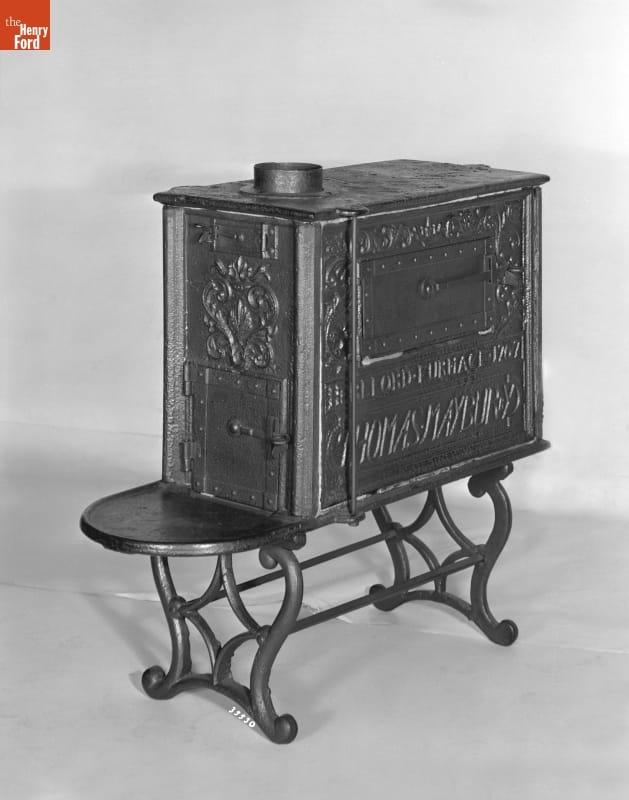 Ten-Plate Stove, 1767