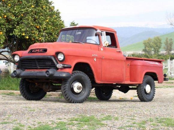 1942 – 1959 Napco Chevy