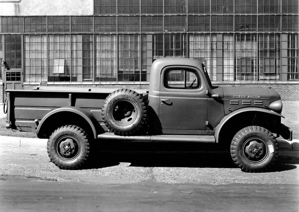 1946- 1978 Dodge Power Wagon