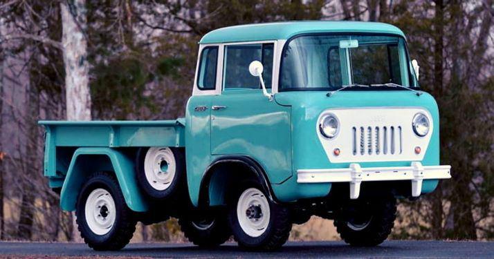 1957 Jeep FC-150