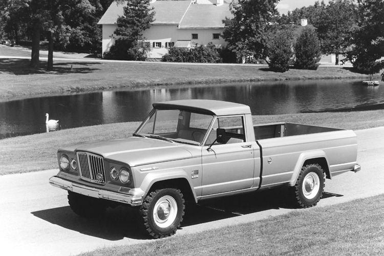 1963-1987 Jeep Gladiator