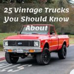 25 Vintage Trucks You Should Know About