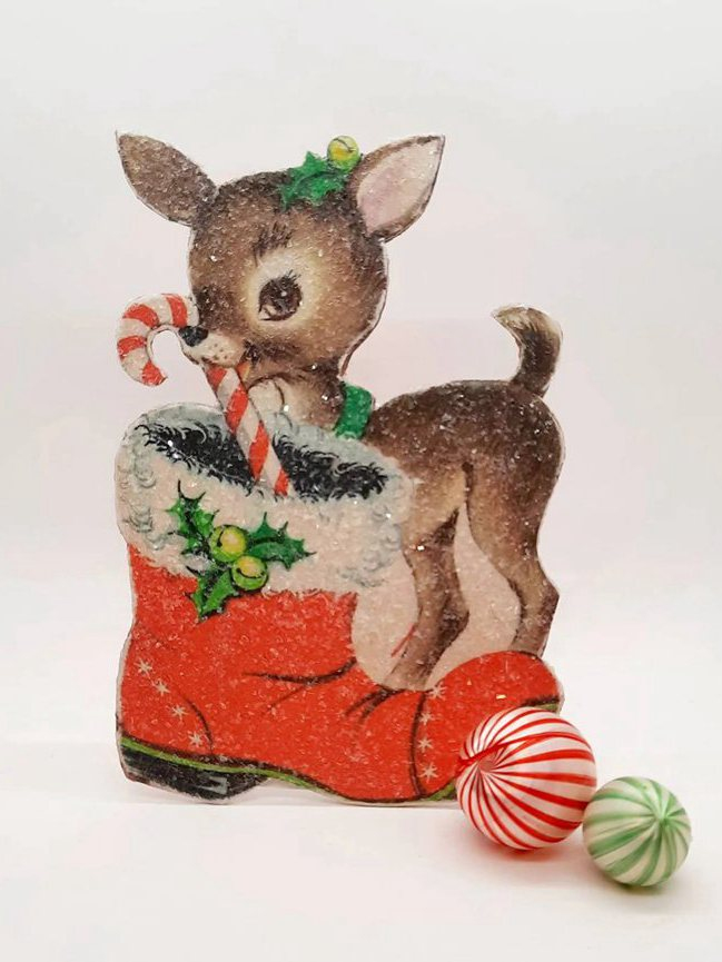 27 Best Vintage Christmas Ornaments In The 1950s And 1960s