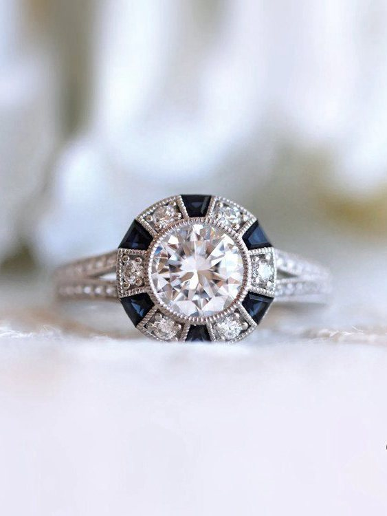 60 Vintage Engagement Rings Ideal For The Love Of Your Life