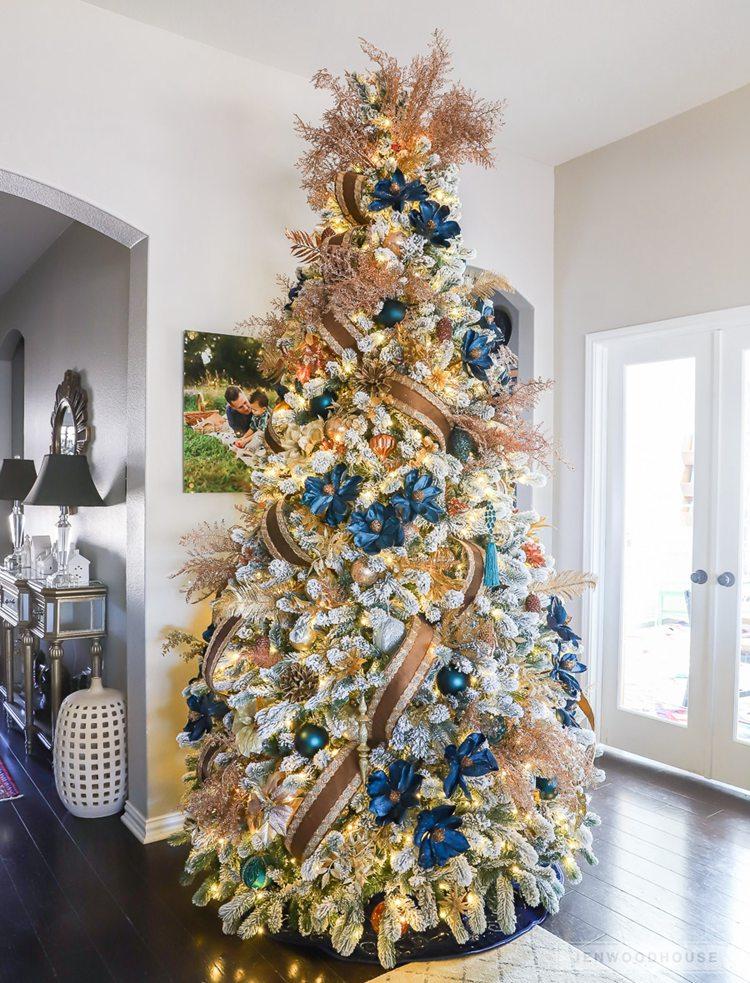 Bold & Beautiful Christmas Tree