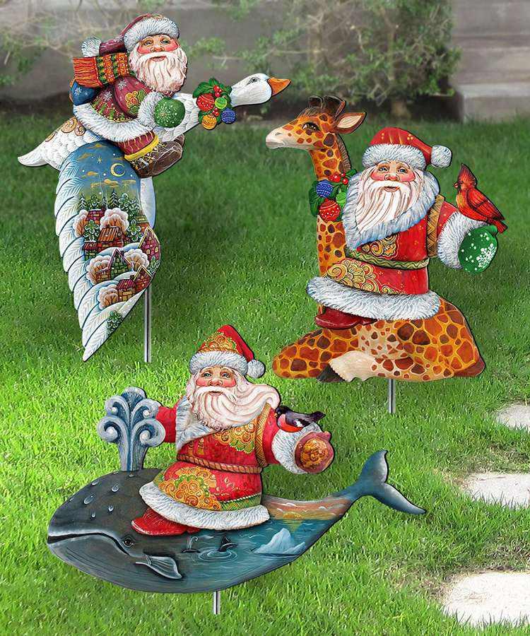 Large Porch Ornaments