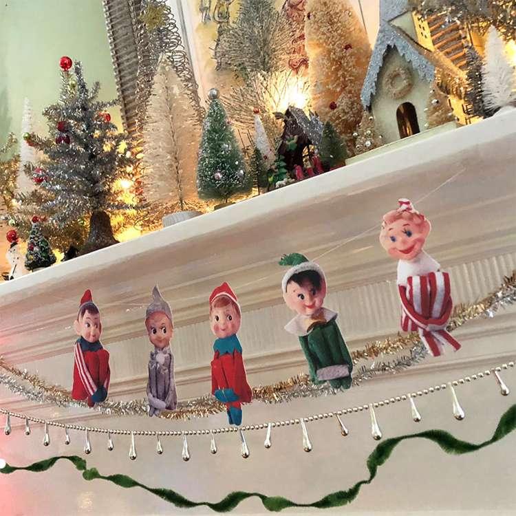 Pixie Elves Banner