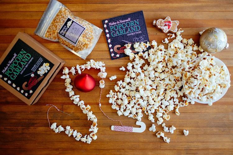 Popcorn Garlaand