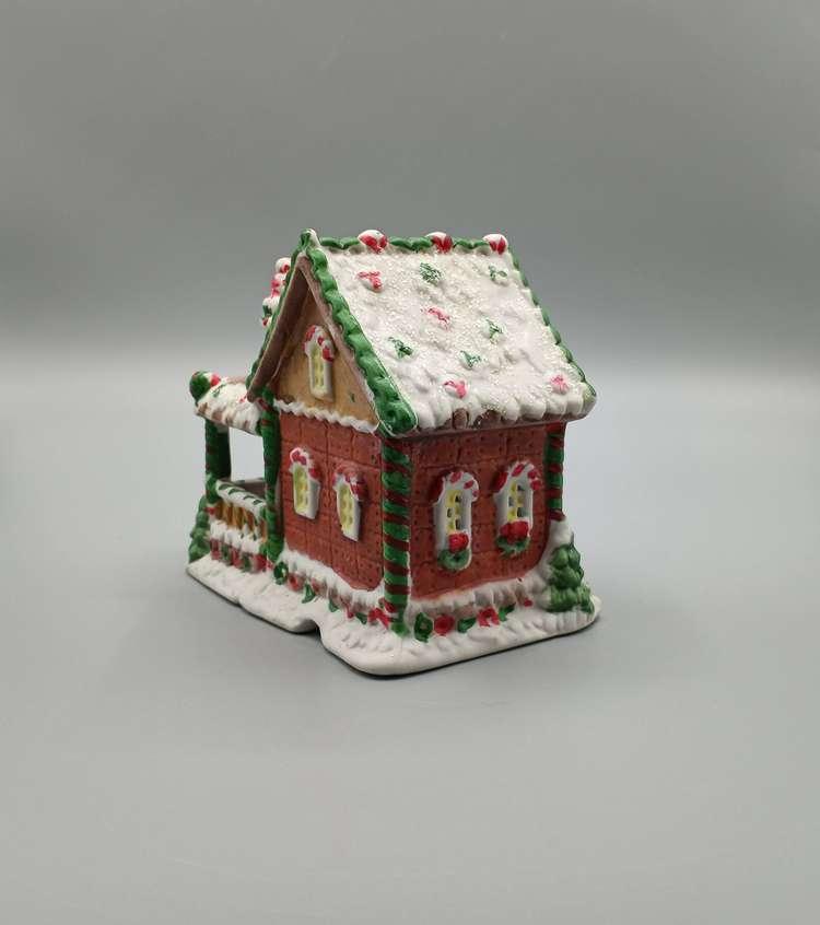 Set Up A Christmas Village