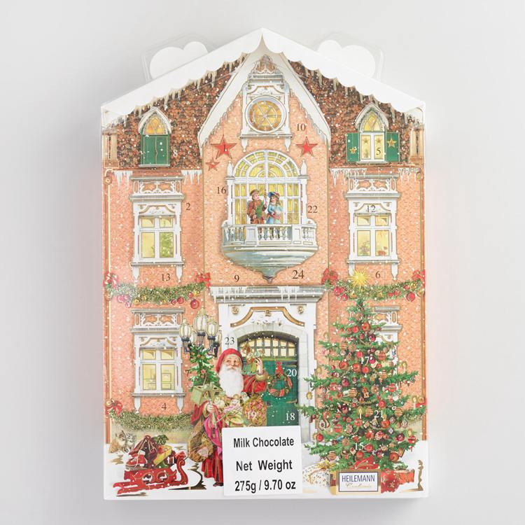 Vintage-Inspired Advent Calendar