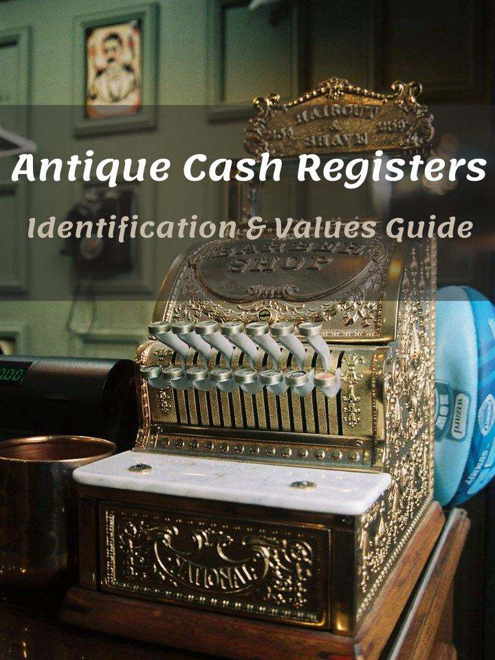 Antique Cash Registers