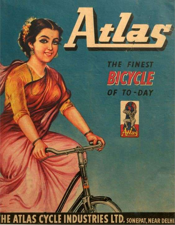 Atlas The Finest Bicycle Of Today