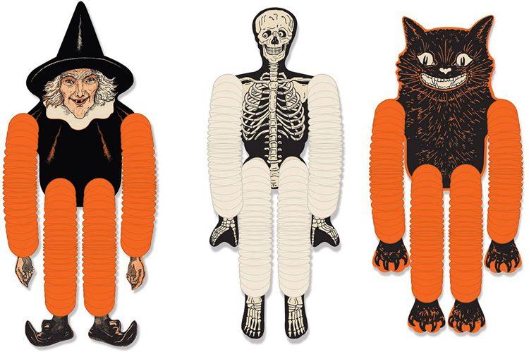Halloween Tissue Dancers