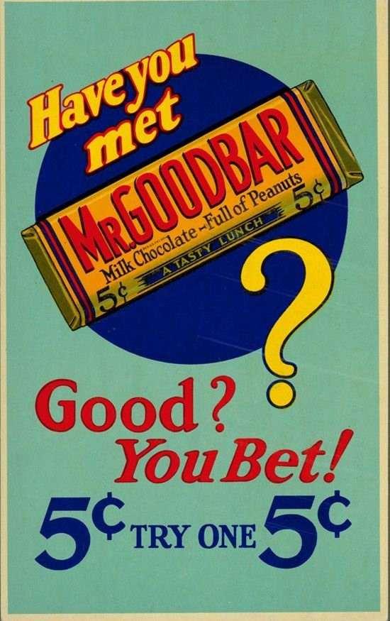 Have You Met Mr Goodybar
