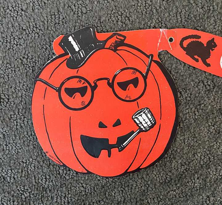 Pumpkin Paper Cut
