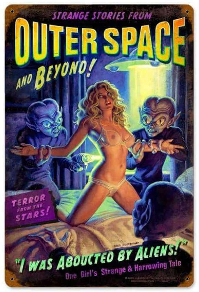 Strange Stories From Outer Space & Beyond