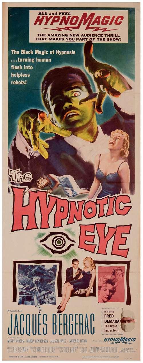 The Hypnotic Eye Poster