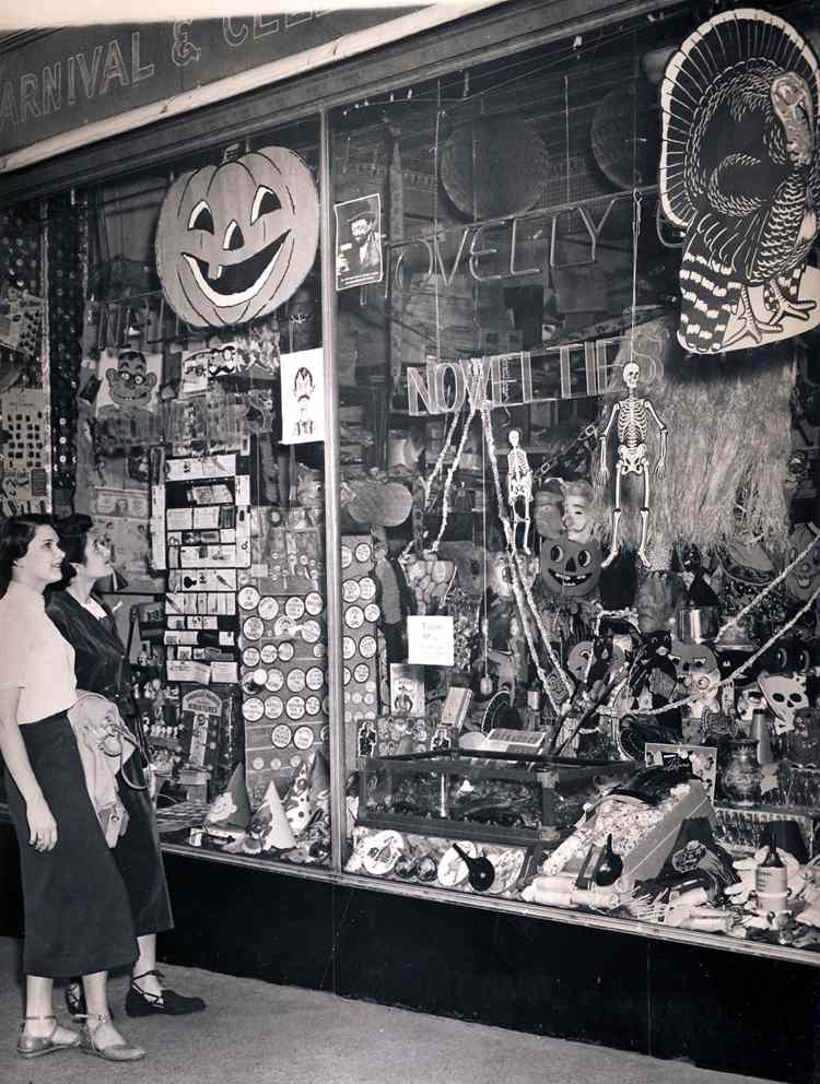 Vintage Halloween Decorations From 1950-1990