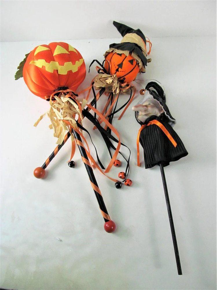Vintage Halloween Ornaments